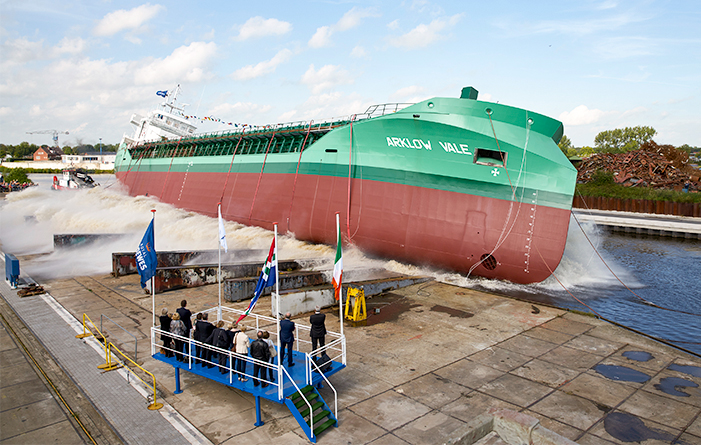 Shipbuilding kit for  Arklow Vale